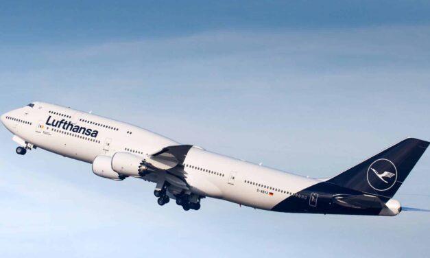 Ein Kurzeindruck zum neuen Lufthansa Design