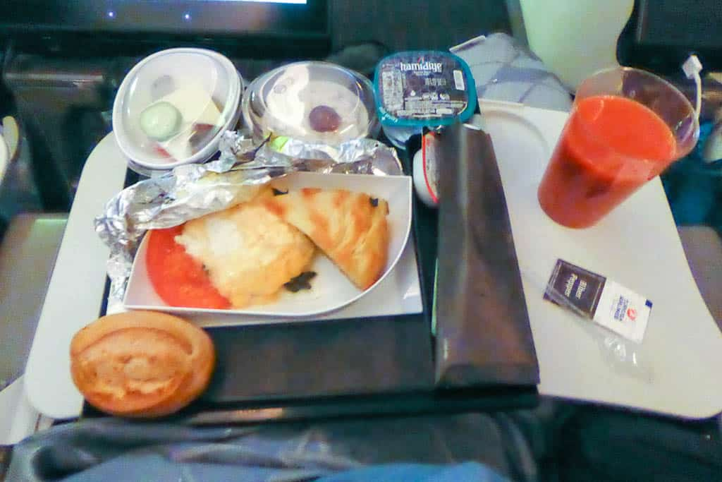 Turkish Airlines Economy