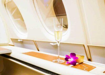 Thai Airways First Class