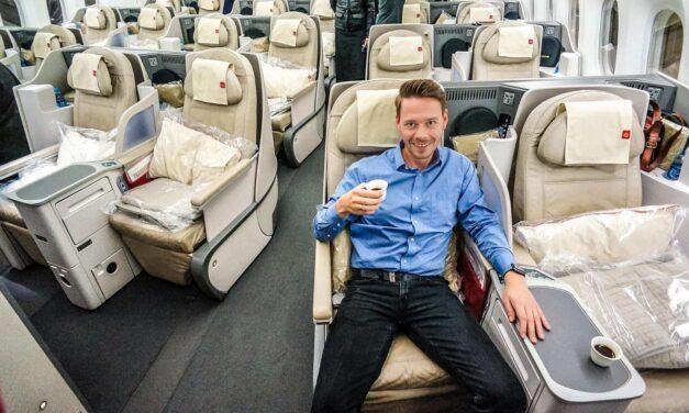 Royal Jordanian Business Class – wir hatten mehr erwartet