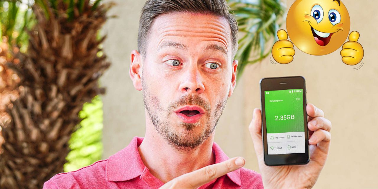Weltweit mobiles Internet mit GlocalMe und nationalen SIM-Karten
