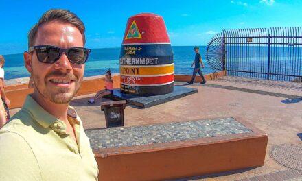 Key West, wir sind am südlichsten Punkt der USA