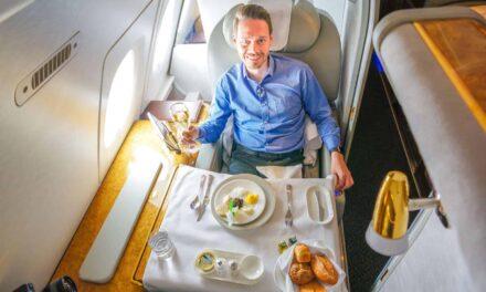 Emirates First Class 14 Stunden A380 Tripreport