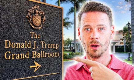 Zu Besuch bei Donald Trump, fast zumindest