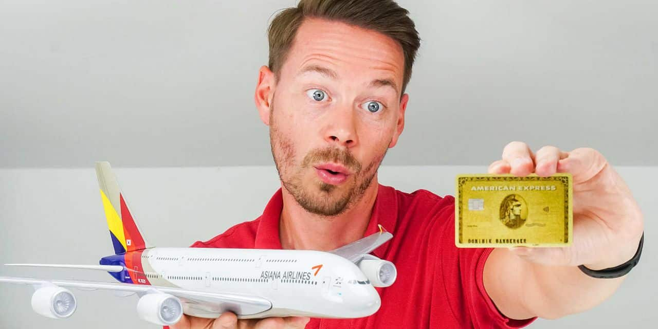 So fliegen wir First & Business gratis mit der American Express GOLD Card
