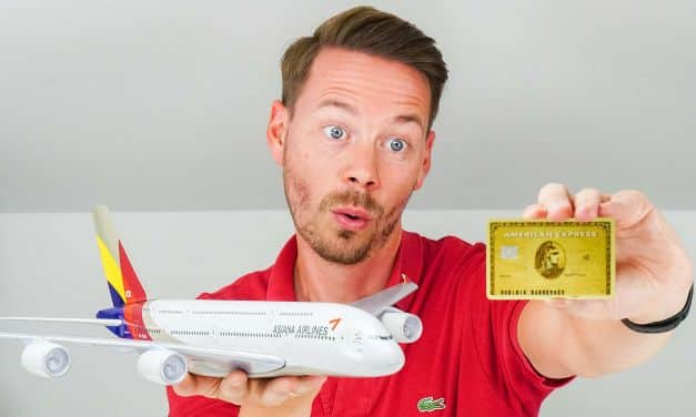 So fliegen wir First & Business gratis mit der American Express GOLD Card