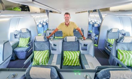Finnair Business Class A330-300