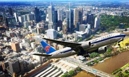 Ab 536€ von Deutschland nach Australien mit China Southern Airlines