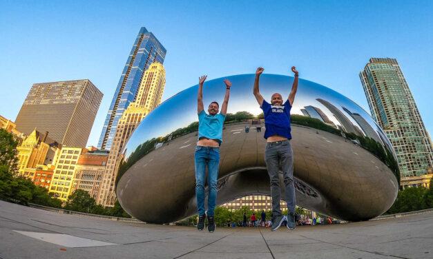 20km zu Fuß durch Chicago Vlog 1