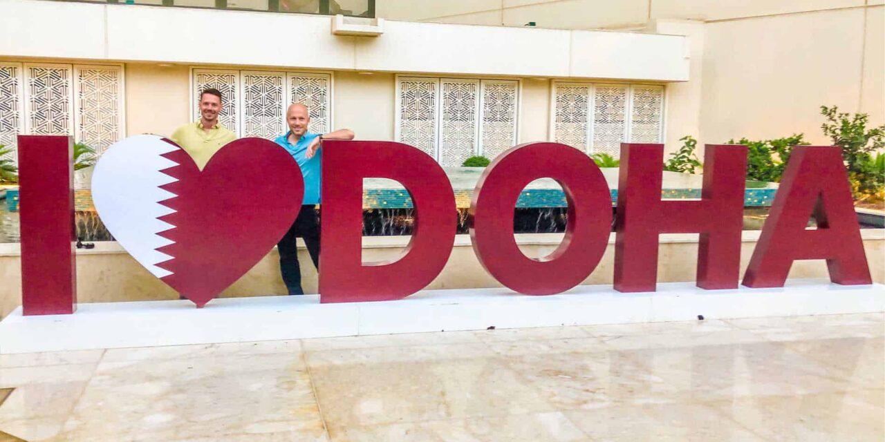 Stadttour durch Doha & IATA Ground Handling Konferenz