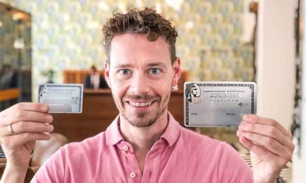 Die ultimative Kreditkarte für Vielreisende, American Express Platinum