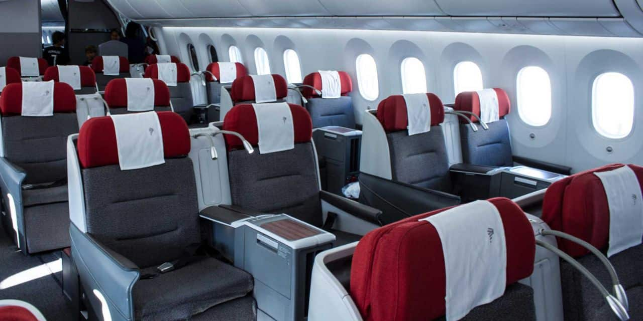 Die LATAM Business Class in der Boeing 787-9 von Frankfurt nach Madrid