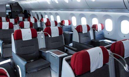 Die LATAM Business Class in der Boeing 787-9 von Frankfurt nach Madrid