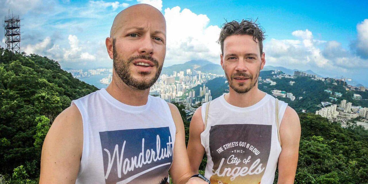 Hongkong Sightseeing und wir dürfen die Drohne fliegen!