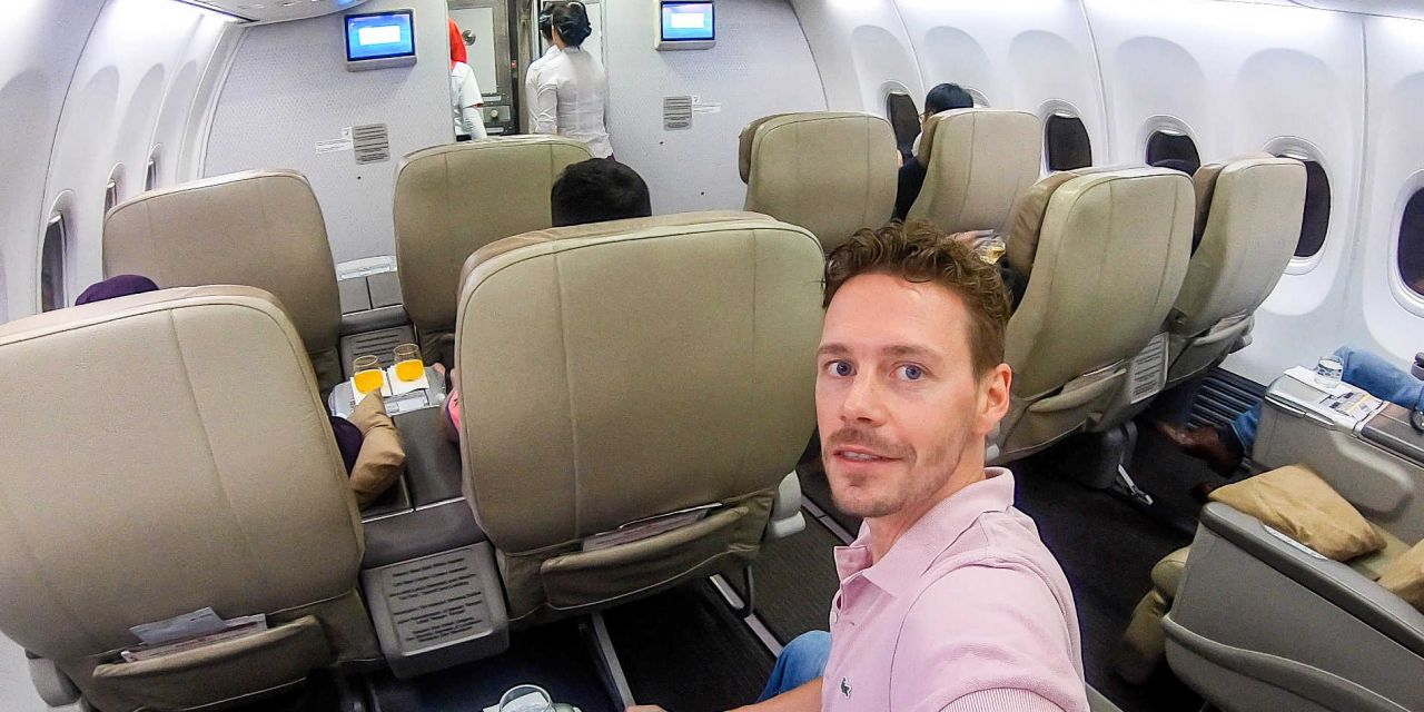 Malindo Air Business Class 737-800 Tripreport