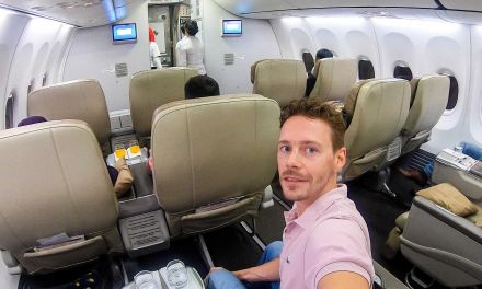 Malindo Air Business Class 737-800 Tripreport