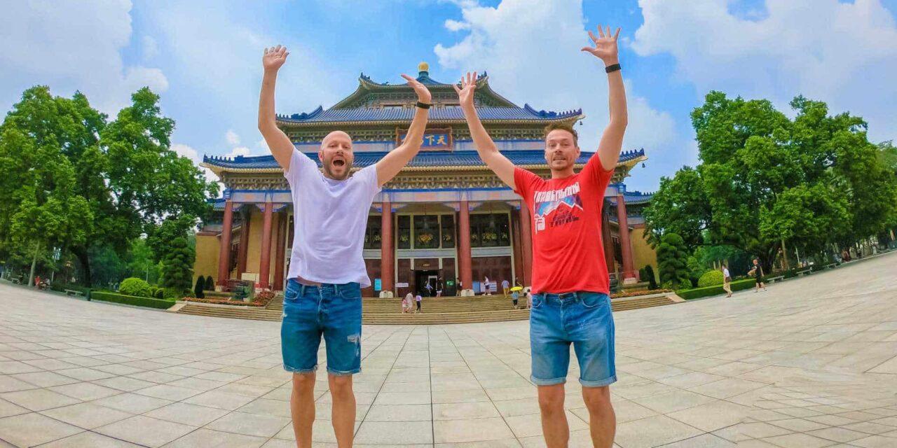 Was wir in Guangzhou während unseres Stopover erlebt haben