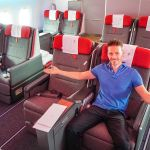 LATAM Airlines Business Class A350 BCN-GRU