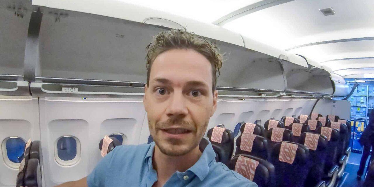 Mit der Air France Economy Class von Hannover über Paris nach Algerien