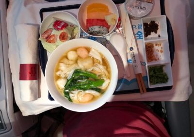 China Southern Airlines Business Class A330
