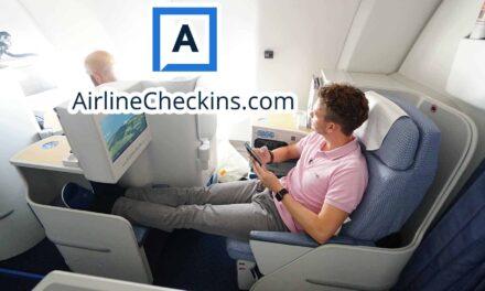 Nie wieder selbst einchecken. WiFi auf allen Flügen mit AirlineCheckins
