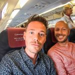 Eurowings Economy Class in der A320 nach Stockholm
