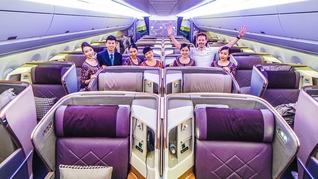 Der längste Flug der Welt