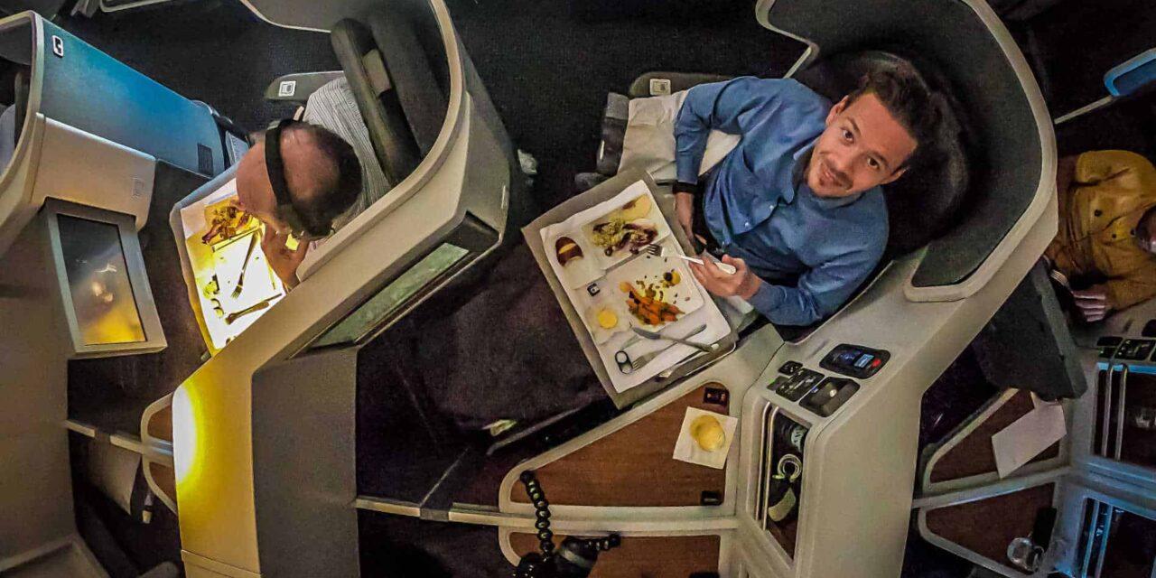 Zu Recht Flagship! American Airlines Business Class 777-300ER