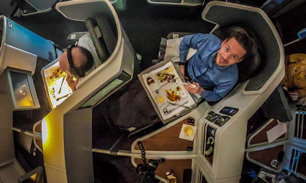 Zu Recht Flagship! American Airlines Business Class 777-300ER
