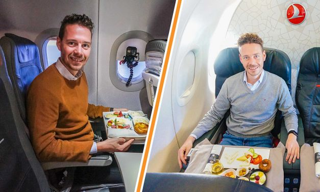 Turkish Airlines vs. Lufthansa Business Class A321