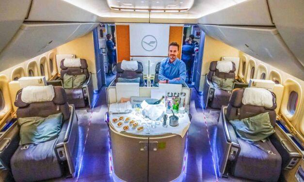 Meilen niemals für Economy, fliegt First Class! Meilen richtig einsetzen