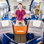 Lufthansa Business Class A350-900 ICN-MUC
