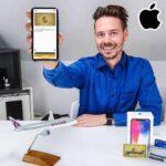 Mit Apple Pay Punkte für den nächsten Prämienflug erzeugen