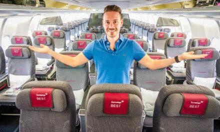 Mit Eurowings BEST von Düsseldorf nach New York