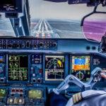 Was passiert im Cockpit? Hinter den Kulissen eines Linienfluges