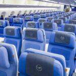Lufthansa Economy Class A350-900 EWR-MUC