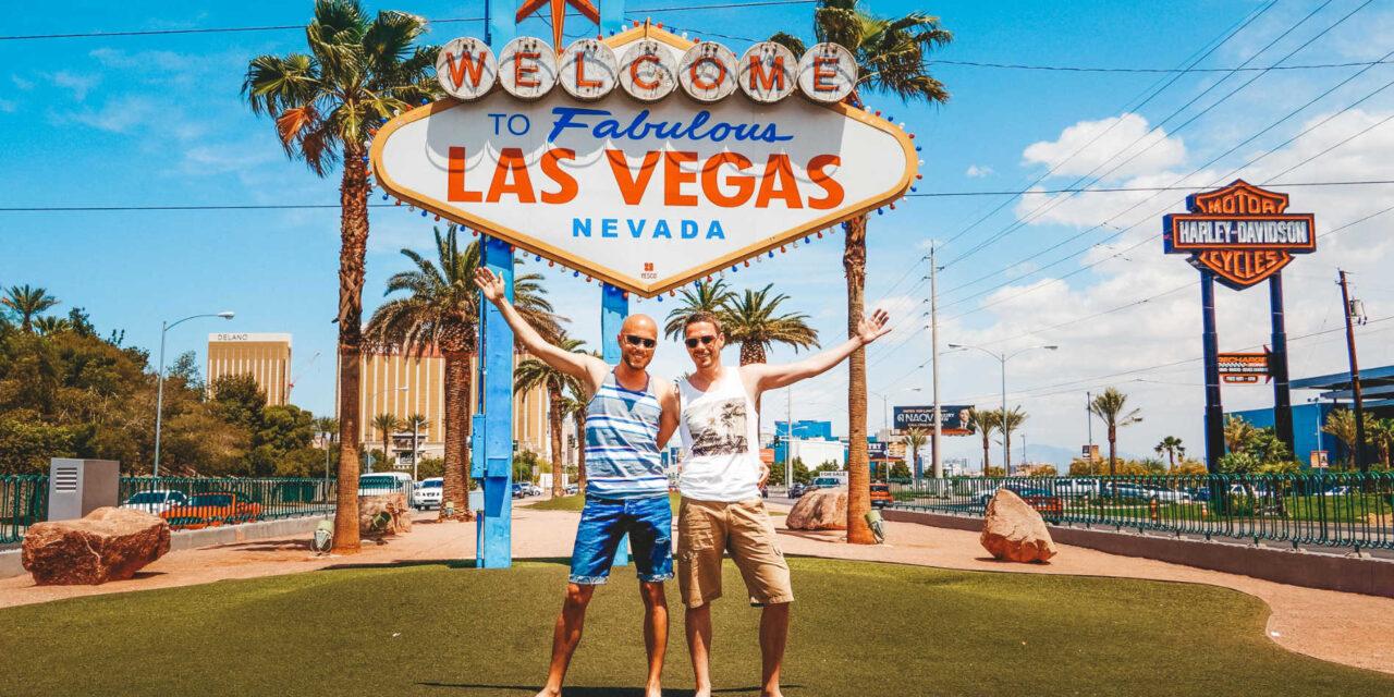 Weil es ein DEAL war: Las Vegas im Winter, auch sehr nett!
