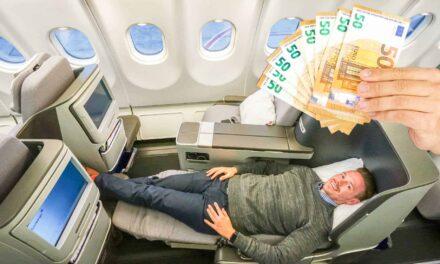 Business Class für unter 1.000€ fliegen