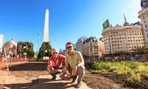 Zu Dritt durch Buenos Aires – Steaks und Sehenswürdigkeiten