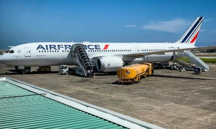 Air France Premium Economy Boeing 787 Dreamliner