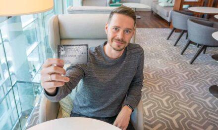Bis Ende März 75.000 Punkte: American Express Platinum Business Karte