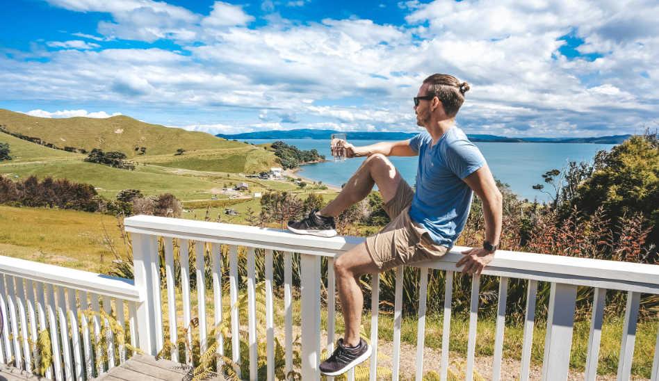 Neuseeland! Insel Waiheke und Winetasting
