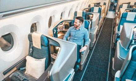 Einfach WOW! Die neue Philippine Airlines Business Class in der A350