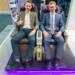 Die neue United Airlines Premium Plus Klasse (ITB Interview)