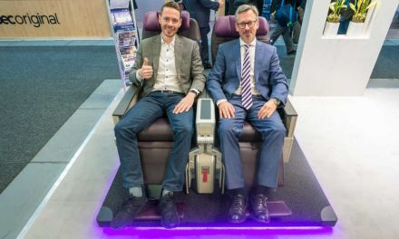 Die neue United Airlines Premium Plus Klasse (ITB Interview)