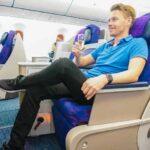 Besser als ihr Ruf! Air China Business Class 787-9