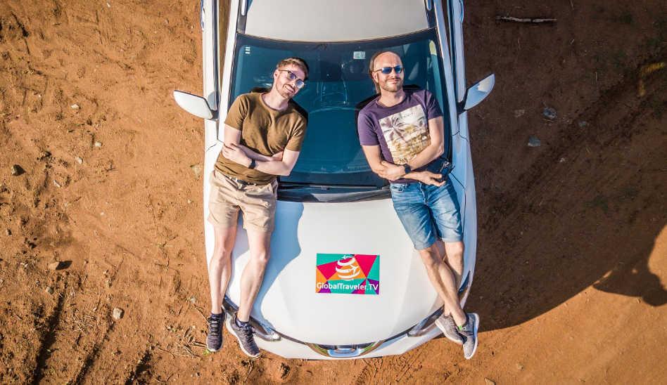 Angekommen in Südafrika! Auto abholen, Einkaufen & Hotel