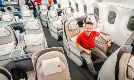 Zweiter Versuch! Royal Jordanian Business Class 787-8