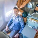 Alitalia Business Class auf Langstrecke in der A330