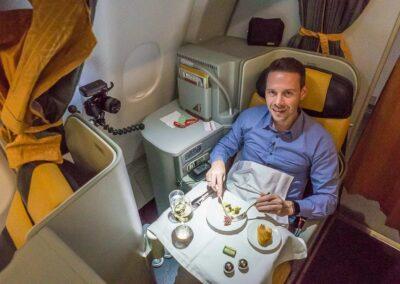 Alitalia Business Class